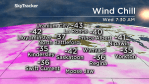 Saskatoon weather outlook: -50 wind chills hit Saskatchewan